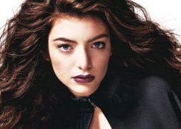 Lorde deve lançar música nova nessa sexta! Pega esse comercial dela que está rolando…