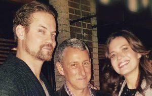 """Mandy Moore e Shane West, de """"Um Amor Para Recordar"""", se encontram e tiram foto"""