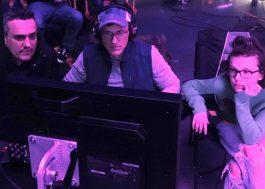 """O que a Millie Bobby Brown está fazendo no set de """"Vingadores: Guerra Infinita""""?"""