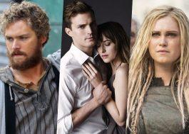 """""""Punho de Ferro"""", """"50 Tons de Cinza"""", """"The 100"""" e mais: o que entra na Netflix em março"""