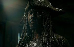 """Johnny Depp e Kaya Scodelario estão no novo trailer de """"Piratas do Caribe: Vingança de Salazar"""""""