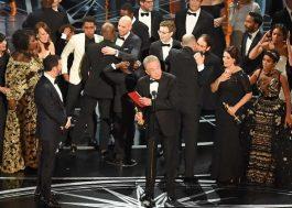 Essa não foi a primeira vez que deu ruim na entrega do Oscar