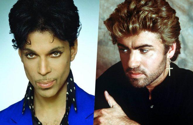 prince george michael grammy