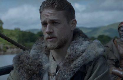 Trailer de Rei Arthur