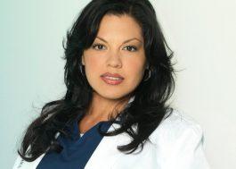 """Sara Ramirez, de """"Grey's Anatomy"""", reclama de preconceito a bissexuais em série da ABC"""