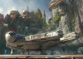"Parque do ""Star Wars"" na Disney será inaugurado em 2019"