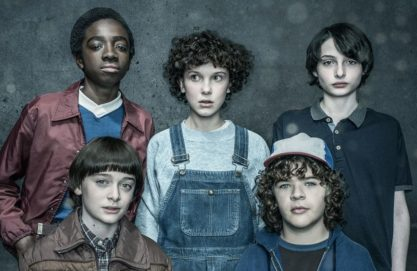 "3ª temporada de ""Stranger Things"""