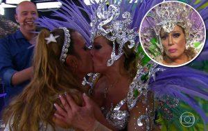 """Susana Vieira se diz parecida com Ivete Sangalo: """"ela com o vozeirão, eu com meu talento absurdo"""""""