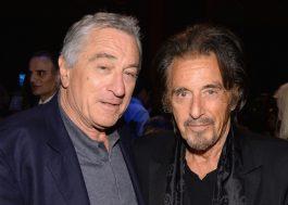 Netflix consegue direitos de exibição de filme de Martin Scorsese com Robert De Niro e Al Pacino