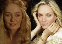 """Uma Thurman sobre recursar papel em """"Senhor dos Anéis"""": """"Foi uma das piores decisões que já tomei"""""""