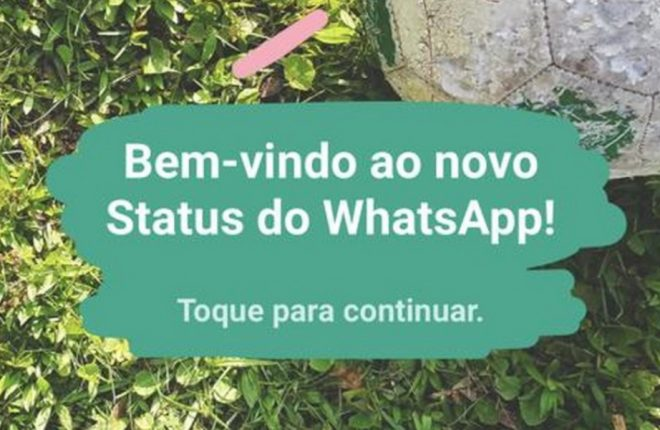 whatsapp status destacada