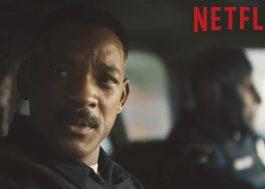 """Netflix lança prévia de """"Bright"""", filme com Will Smith e diretor de """"Esquadrão Suicida"""""""