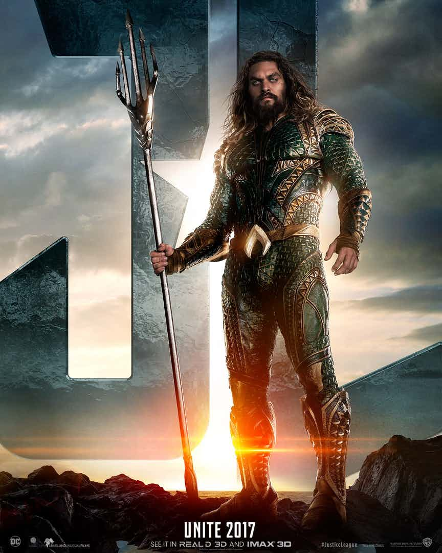 Justice-League-Aquaman-Poster
