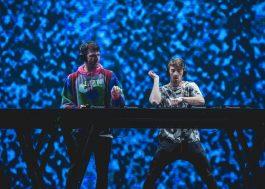 Lollapalooza: Não existe artista mais farofeiro que o The Chainsmokers
