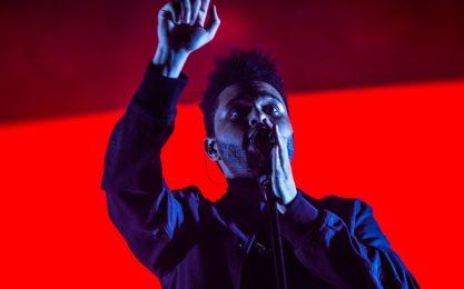 Pisa menos Weeknd!