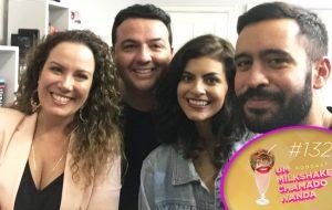 O podcast traz um especial Casos de Família com a Regina Volpato!