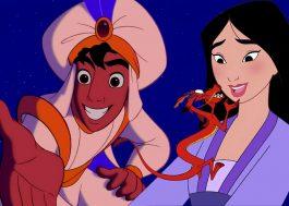 """Produtor da Disney revela detalhes sobre os live-action de """"Aladdin"""" e """"Mulan"""""""