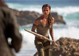 """Alicia Vikander como Lara Croft nas primeiras fotos oficiais do novo """"Tomb Raider"""""""