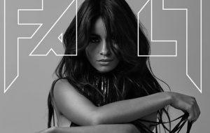 Na capa da Fault, Camila Cabello conta que o álbum solo deve ser lançado em setembro!