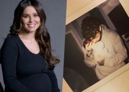 Nasceu o primeiro filho de Cheryl e Liam Payne! <3