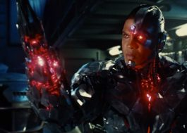 """Agora é a vez do Ciborgue; vem ver um teaser e pôster da """"Liga da Justiça"""" com ele!"""