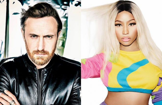 david guetta nicki minaj