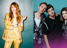 "Florence Welch canta ""You've Got The Love"" com o The XX!"