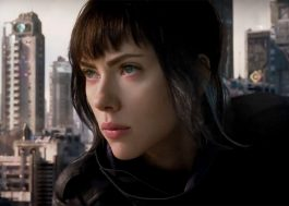 "Ninguém segura a Scarlett Johansson no trailer final de ""Ghost in the Shell"""
