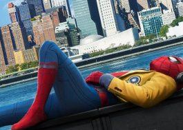 """Dois novos pôsteres de """"Homem-Aranha: De Volta ao Lar"""" são divulgados"""