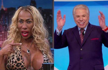 Silvio quer conhecer a Inês Brasil