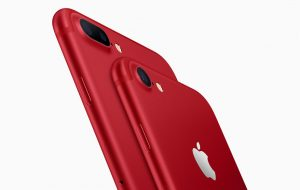 Apple lança novos iPhones (vermelhos!) para ajudar no combate a AIDS
