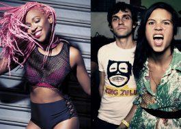 Rock in Rio anuncia a Karol Conka e a banda colombiana Bomba Estéreo entre as atrações