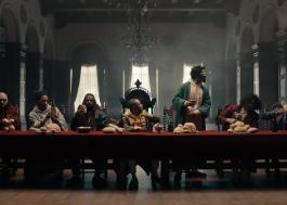 Novo clipe incrível do Kendrick Lamar tem referência até da Santa Ceia