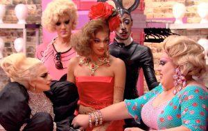"""""""Nosso encontro foi fabuloso"""", diz RuPaul sobre Lady Gaga em """"RuPaul's Drag Race"""""""
