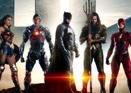 Sente esse poder! Liga da Justiça reunida no primeiro pôster oficial do filme!