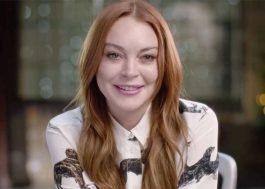 """Em novo reality show, Lindsay Lohan """"sequestra"""" redes sociais pra desafiar a galera"""