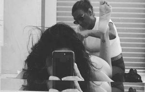 """Luciana Gimenez posta foto do """"dia da depilação"""" e choca a internet"""