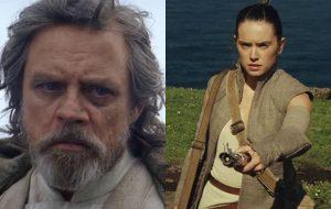 """Cenas de """"Star Wars: Os Últimos Jedi"""" são exibidas em evento e mostram Luke treinando a Rey"""