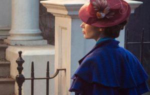 """Disney mostra primeira imagem do novo """"Mary Poppins"""", com Emily Blunt"""