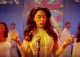"Mylene arrasa cantando The Temptations em cena de ""The Get Down"""
