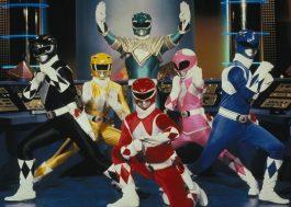 """TODAS as versões já feitas de """"Power Rangers"""" estão na Netflix!"""