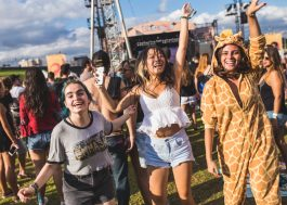 FOTOS: O visual e o clima da galera no primeiro dia de Lollapalooza