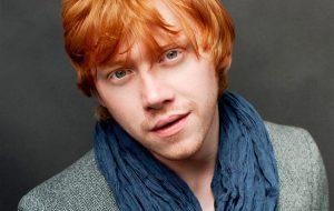 "Rupert Grint pensou em parar de atuar depois de ""Harry Potter"""
