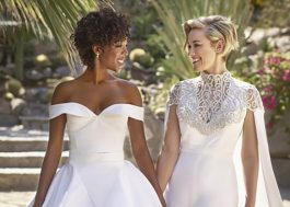 "Samira Wiley e Lauren Morelli, de ""Orange is the New Black"", estão casadas!"