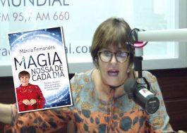 """""""SenseMarcia"""" lança mais um livro pra te ensinar a se livrar dos encostos!"""