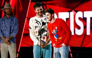 The Chainsmokers é o grande vencedor do iHeartRadio Music Awards; veja lista