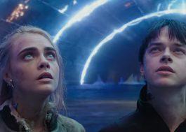 """Novo trailer lindão de """"Valerian e a Cidade dos Mil Planetas"""" ao som de Beatles"""
