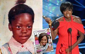 """Capa da People, Viola Davis relembra sua infância pobre: """"minha casa era infestada de ratos"""""""