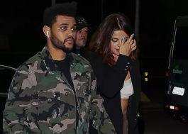 """Selena Gomez nega que fará música com The Weeknd: """"não é verdade"""""""