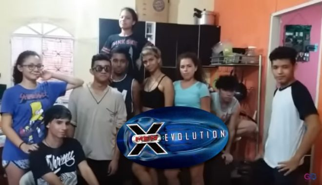 x men evolution versao br